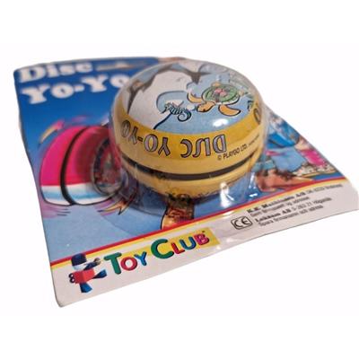Disc Yo-Yo i Metall 1 st, 5743210700739