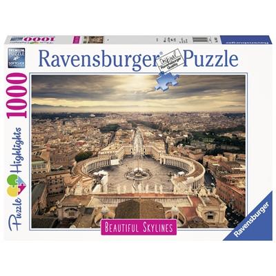 Ravensburger Pussel 1000 Bitar Beautiful Skylines Rome, 140824