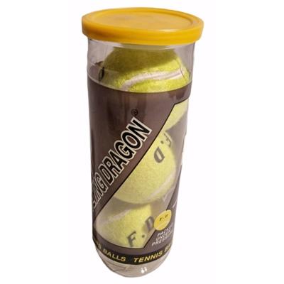 Tennisbollar Junior 3-Pack, 7056259460112