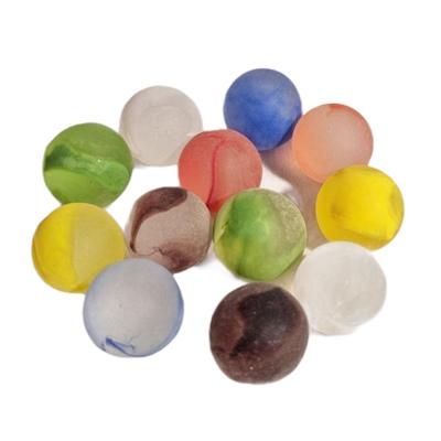 Glaskulor 22 mm Frost Rainbow 12-Pack, 13-22FR