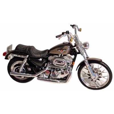 Maisto Harley Davidson XL 1200C Sportster 1200 Custom 1:18, 31360-7