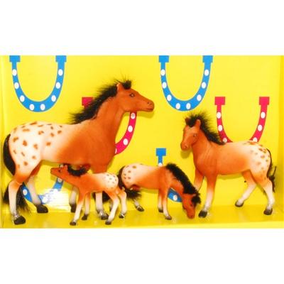Pony World Highland Ponny Familj 2-Pack, 531-BF