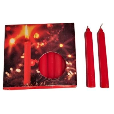 Julgransljus Röda 20-Pack, 7058560012417