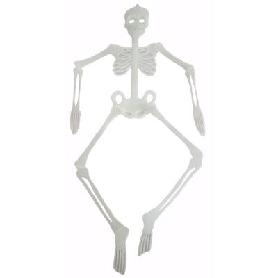 Mr Halloween Scary Skeleton - Självlysande Skelett 90 cm, G1069C