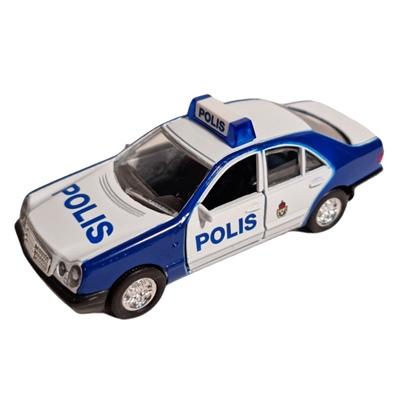 Simba SOS Team Mercedes-Benz Polisbil 1:43, 7332598080717