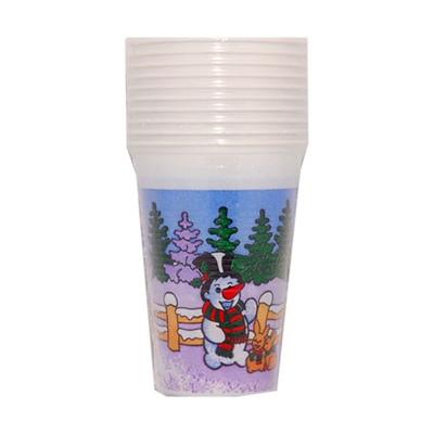 Plastmuggar Winter 10-Pack, 4002836511220
