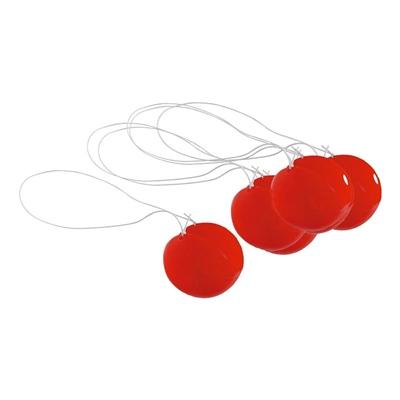 Clownnäsa i Plast 6-pack, 7058560330405
