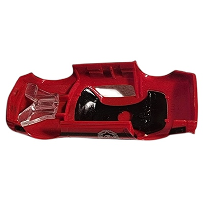 Tyco Pontiac Firebird Röd Bilbanebil, 5-41791-8