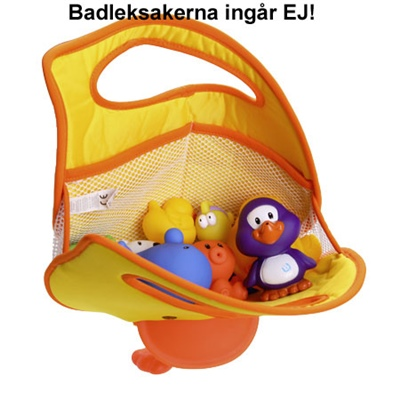 B Kids Bath Organizer Dedee Duck, 003938