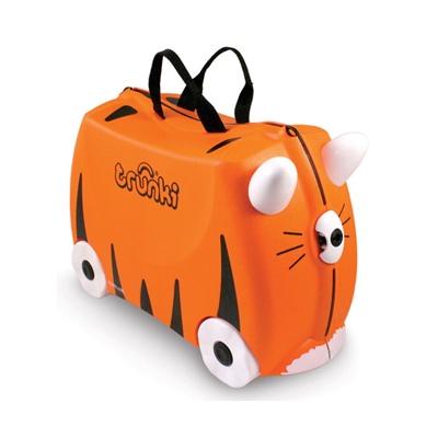 Trunki Resväska Tipu Tiger, 0085-GB01-P1