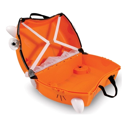Trunki Resväska Tipu Tiger, 0085-GB01-P1