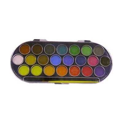 Vattenfärger 22-Färgers, 010