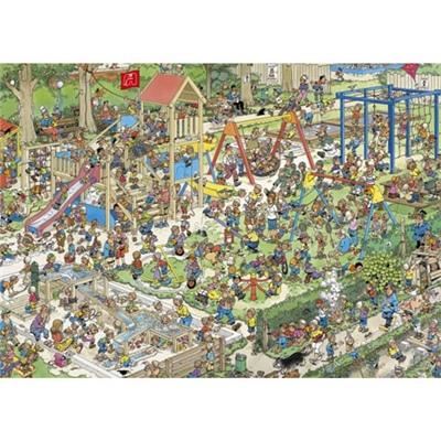 Jan van Haasteren Pussel 1000 Bitar The Playground, 01599