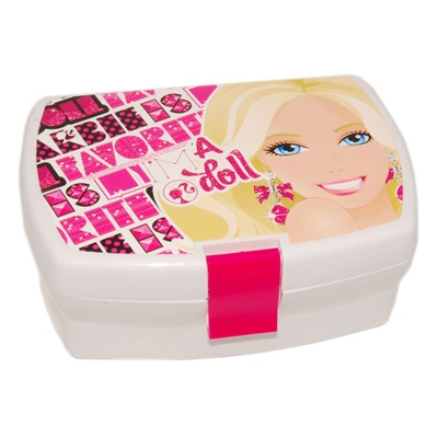 Barbie Lunchbox, 0250554