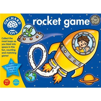 Orchard Toys Rocket Game, 029O