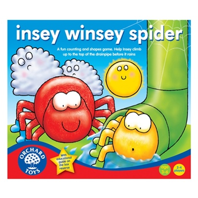 Orchard Toys Insey Winsey Spider, 031O
