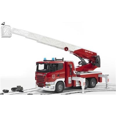 Bruder Scania Brandbil 1:16, 03590