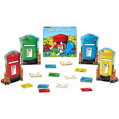 Orchard Toys Post Box Game, 037OT