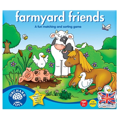 Orchard Toys Farmyard Friends, 039OR
