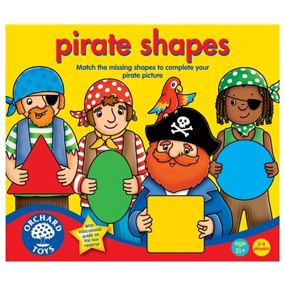 Orchard Toys Pirate Shapes, 052OT