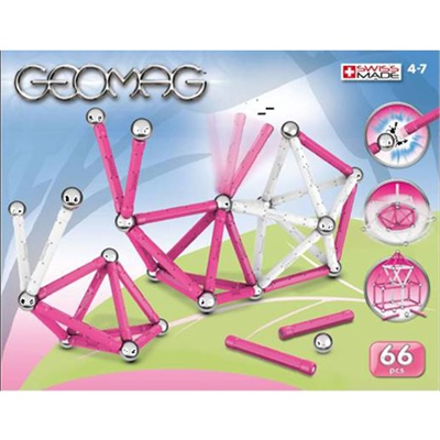 Geomag Kids Girl 66 delar, 053G