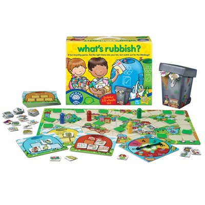 Orchard Toys What's Rubbish?, 058O