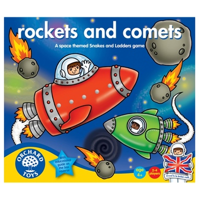 Orchard Toys Rockets and Comets, 061OR