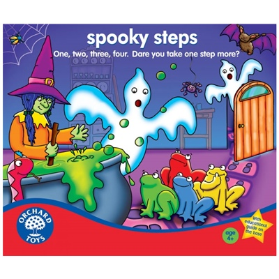 Orchard Toys Spooky Steps, 064OT