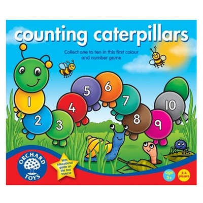 Orchard Toys Counting Caterpillars, 075O
