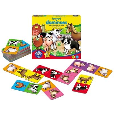 Orchard Toys Farmyard Dominoes, 077