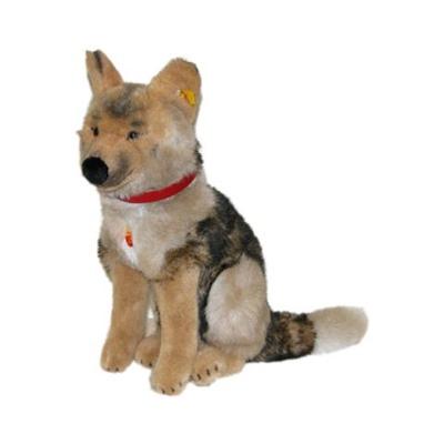 Steiff Hund Sittande Hasso, 078941