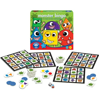 Orchard Toys Monster Bingo, 084