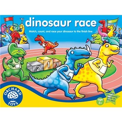Orchard Toys Dinosaur Race, 086