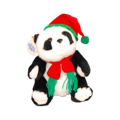 Panda med Tomteluva 23 cm, 090727102019