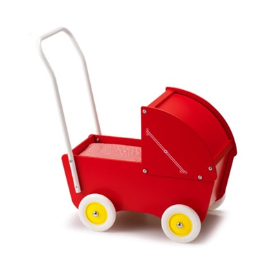Micki Sufflettvagn Röd Classic, 10201700