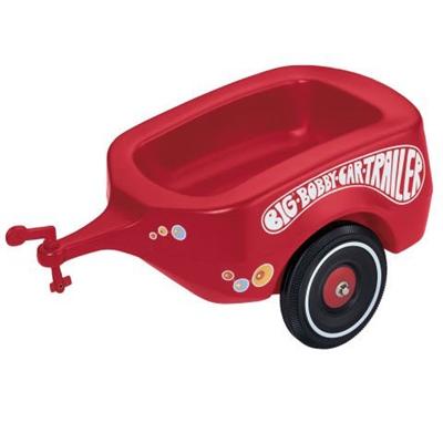 BIG Bobby Car Classic Släp Röd, 1300BI