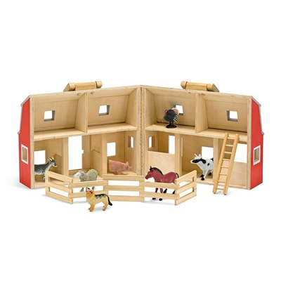 Melissa & Doug Fold & Go Barn, 13700