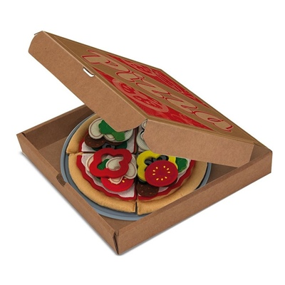 Melissa & Doug Felt Food Pizza, 13974