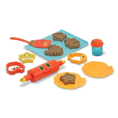 Melissa & Doug Sand Cookie Set, 16434