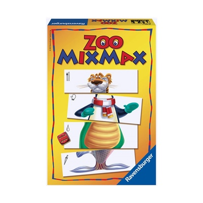 Ravensburger Mix Max Zoo, 210824