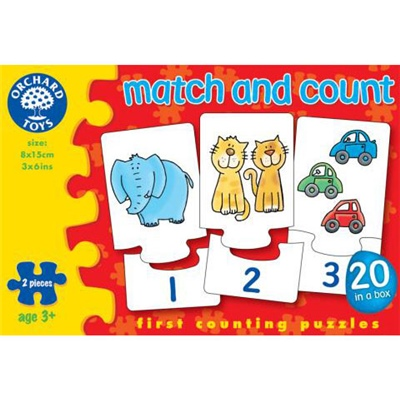 Orchard Toys Match and Count, 219