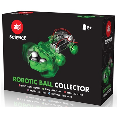 Alga Science Robotic Bollsamlare, 21928509