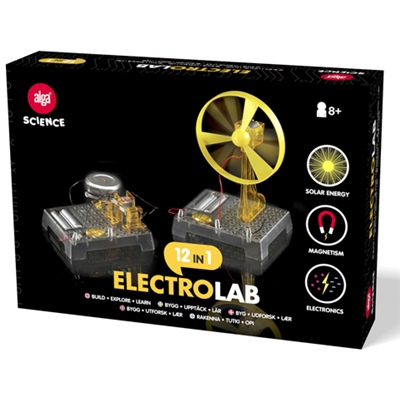 Alga Science 12-i-1 Electrolab, 21928804