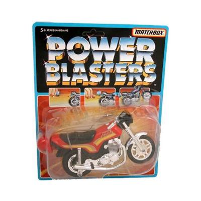 Matchbox Motorcykel med Pull-Motor, 23000MX