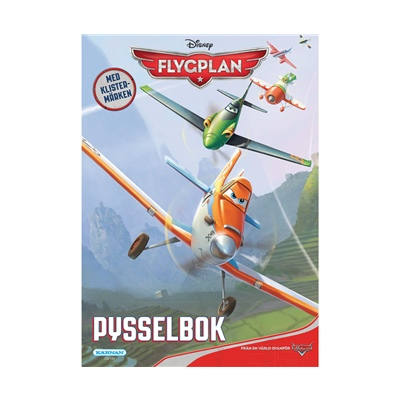 Kärnan Pysselbok Disney Planes, 232194