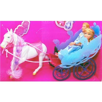 Sparkle Girlz Prinsess-set, 240208