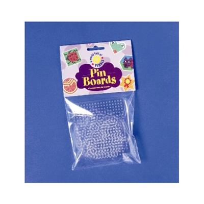 Playbox Pärlplattor Små Transparenta, 2456000PB