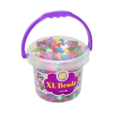 Playbox XL Pärlor i Hink 10-Färgmix, 2456225