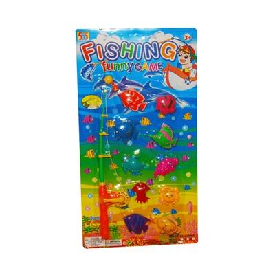 Fiskeset 11 Delar, 27.2355
