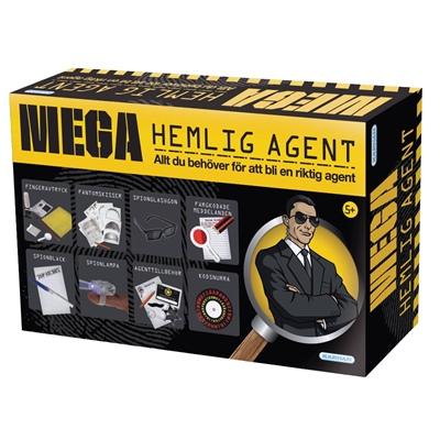 Kärnan Mega Hemlig Agent, 270506